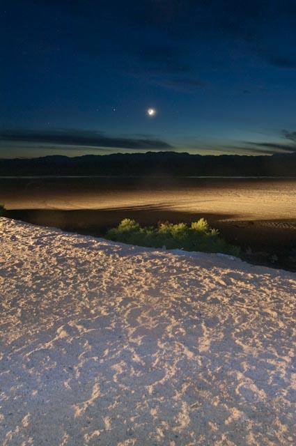 king tide nightscape