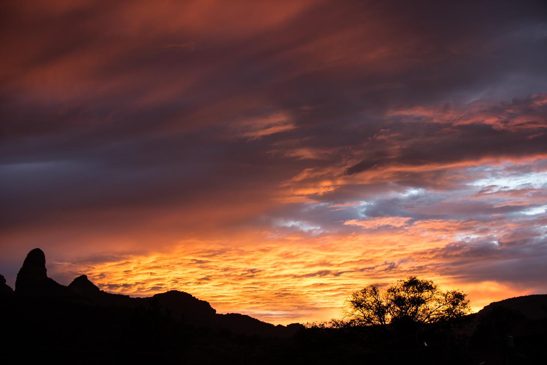 Sedona sunrise