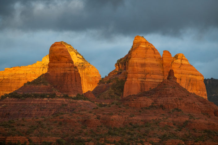 red rock photography