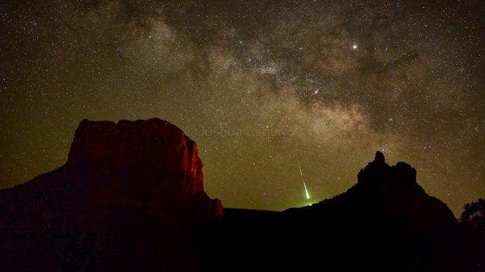 Night sky photographer