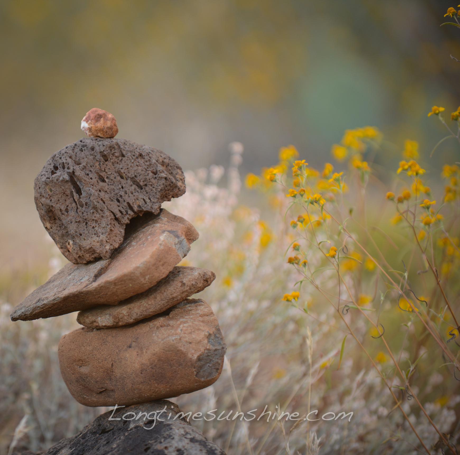 rock stack sedona arizona