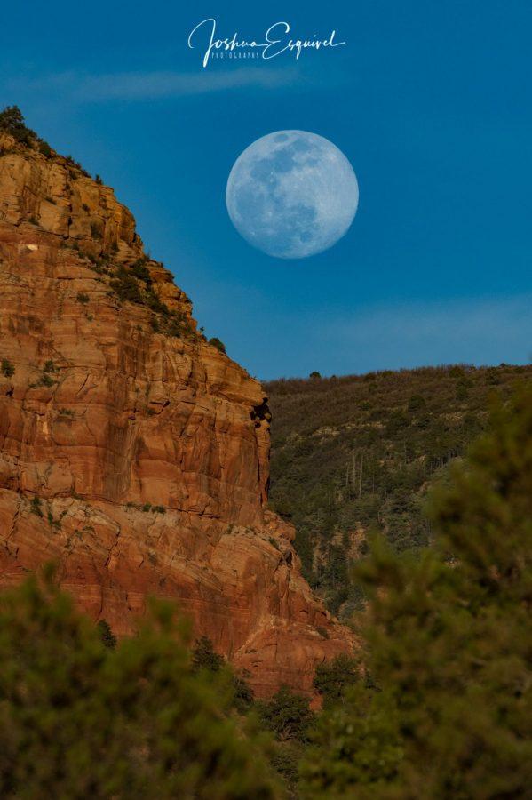 sedona full moon
