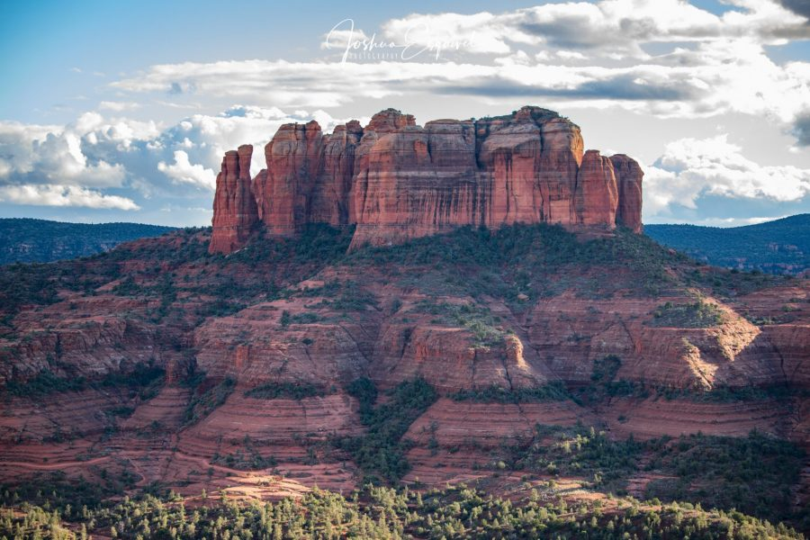 Cathedral rock photo