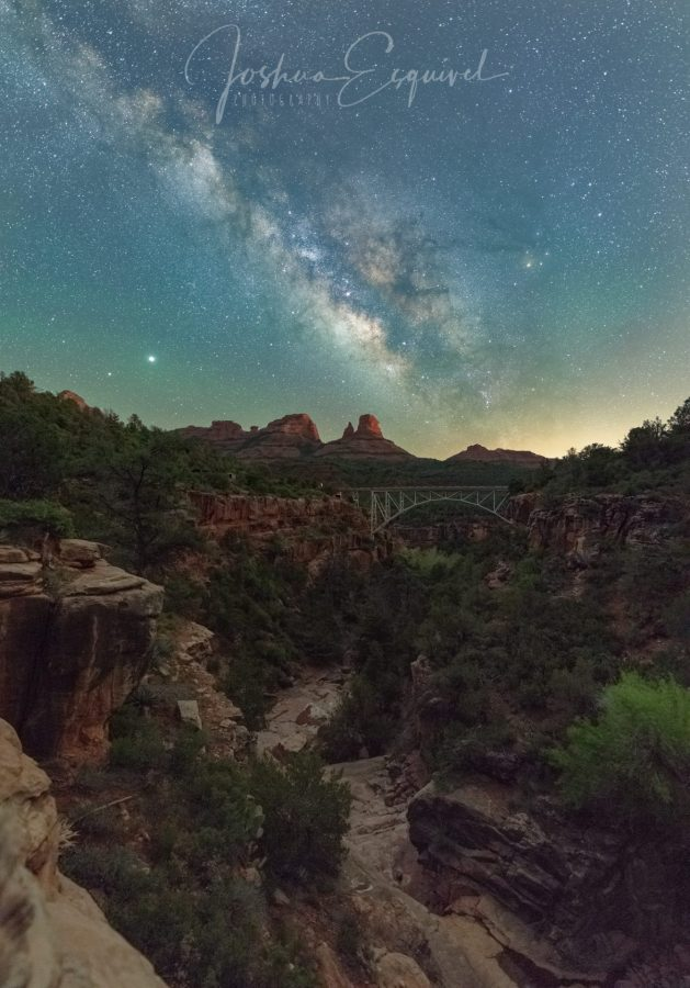 Sedona nightsky